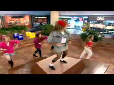 Robin Sparkles  Lets Go To The Mall -oqDlaXpBo9Q