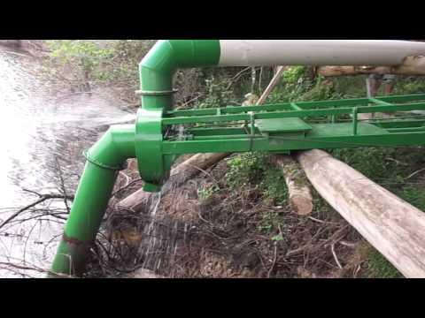 Bomba de Irrigação Submersa