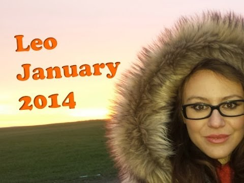 LEO JANUARY 2014 with astrolada.com