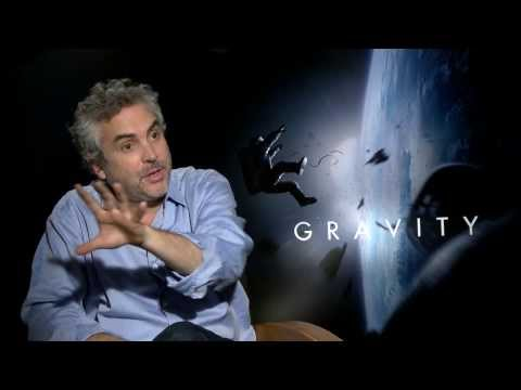 'Gravity' Director Alfonso Cuaron Discusses 3D