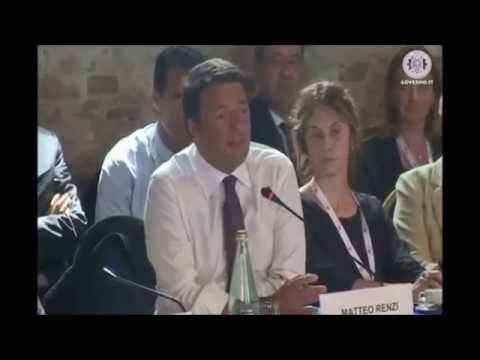 Public Speaking: A lezione di inglese dai politici - Matteo Renzi e Meucci