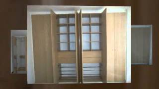 [Bespoke Bedroom Wardrobes] Video