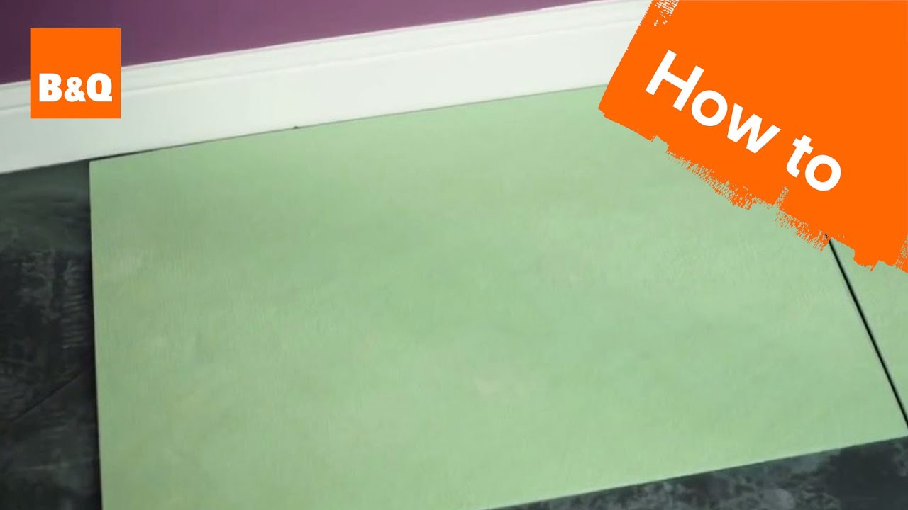 how to lay floorboards part 2 underlay youtube. Black Bedroom Furniture Sets. Home Design Ideas