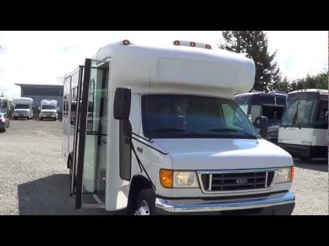 Northwest Bus Sales - 2004 Ford Startrans 20 Passenger w/ WC Lift Bus For Sale - S34949