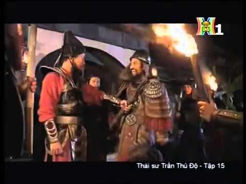 Phim truyện Thái sư Trần Thủ Độ Phim VN   tập 15