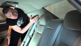 Chrysler 300 Rear Deck Removal