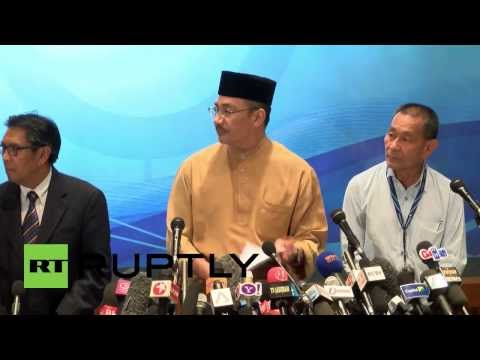 Malaysia: Search for Mayalsia Airlines flight MH370 widens to Indian Ocean