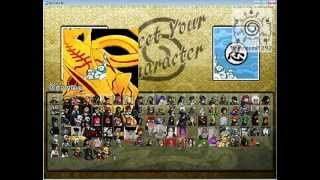 Descargar Naruto Shippuden Mugen 2013