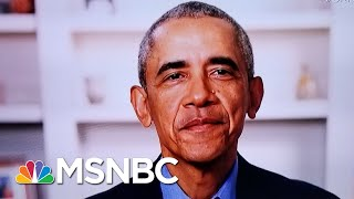 Full Video: Obama Makes First On-camera Remarks About George Floyd Death | Msnbc