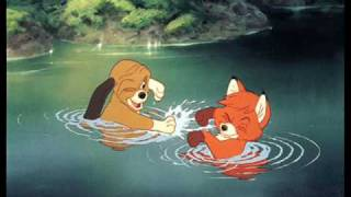 The Fox And The Hound Are Good Company