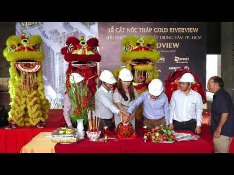 Lễ cất nóc TNR The GoldView