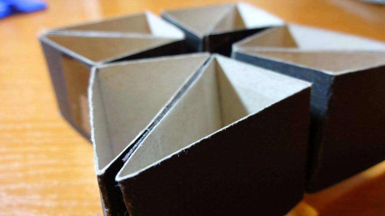 Как сделать куб трансформеры