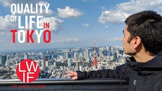 Japanese Quality of Life: My Family's Experience in Tokyo