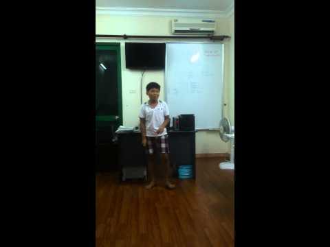 Chiếc khăn Piêu - Mai Chí Công - The Voice Kids 2014
