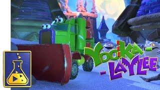 Yooka-Laylee - Gamescom 2016 Trailer