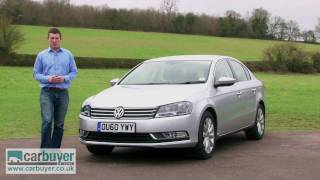 VW Passat İnceleme - CarBuyer