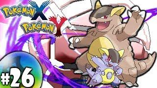 Pokemon X And Y Dual Gameplay Walkthrough: Mega Rival