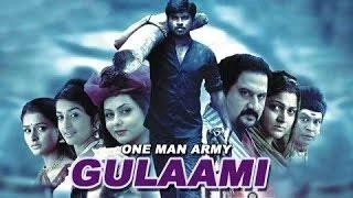 One Man Army Gulami Full Length Action Hindi Movie
