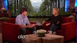 Ellen: Jake Foushee 14 yo Voice Actor