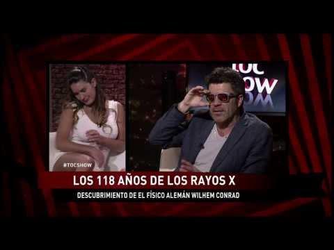 Chicas muestran su ropa interior para lentes Rayos X en #tocshow