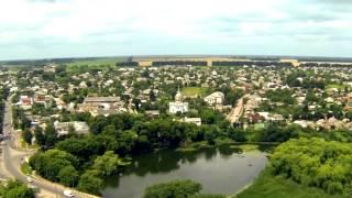 Монастырь-крепость Ордена босых кармелитов в Бердичеве, Украина