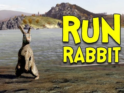 RUN RABBIT RUN HACK! - Arma 2: DayZ Mod - Ep. 6.5 lol