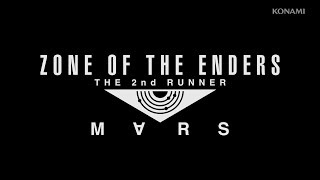 Zone of the Enders: The 2nd Runner Mars - Összehasonlítás Trailer
