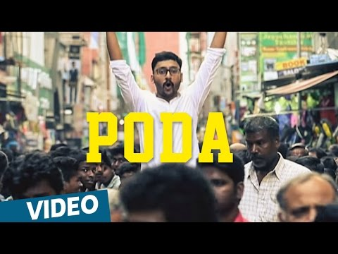 Poda Song from Chennai 2 Singapore