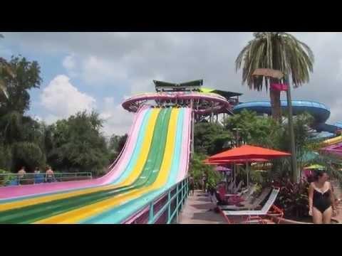 Aquatica - Um dia no parque aquático do Sea World em Orlando
