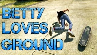 Skate 3 part 13 betty loves the ground