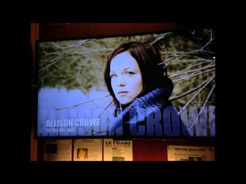 Thumbnail of video Famous Blue Raincoat - Allison Crowe - Teatro del Sale, Florence - live
