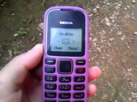 Mở khóa máy Nokia 1280 - Unlock Nokia 1280