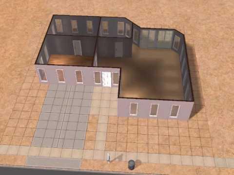 budowa domu animacja