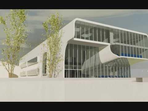 Arquitectura liquida universidad de valladolid youtube - Escuela de arquitectura de valladolid ...