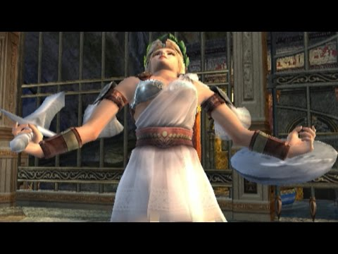 Soul Calibur III - Sophitia with Colossus's Moves