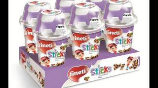 Dips & Sticks Finetti SONG