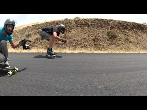 Feeding the horse: Maryhill Noobs Freeride 2013