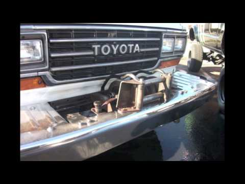 1988 HJ61 TURBO DIESEL LAND CRUISER