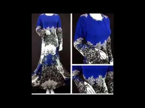 Baju model terbaru, model baju kurung moden, peplum, jubah terbaru
