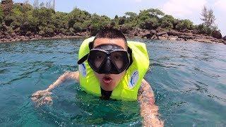 NTN - 4K Đi Du Lịch Một Mình Giữa Biển Đông ( Go travel alone )