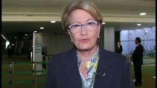 Senadora Ana Amélia fala sobre projeto da FMC