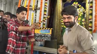 Subramanyam-For-Sale-Movie-Opening---Sai-Dharam-Tej--Regina--Allu-Arjun