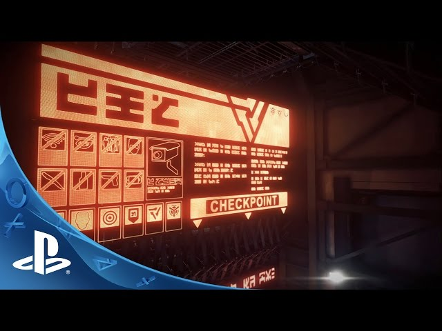 Killzone™ Shadow Fall - Terminal DLC Map | PS4