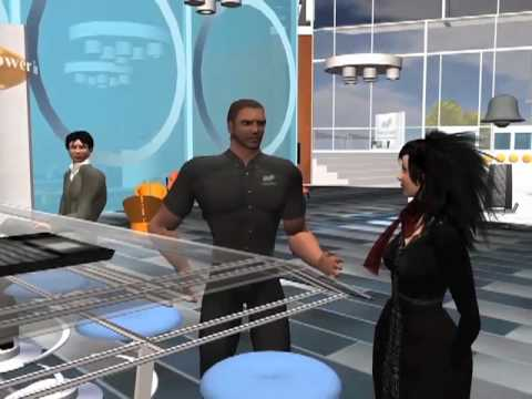 Work in Second Life - The Evolution of the Virtual Workplace