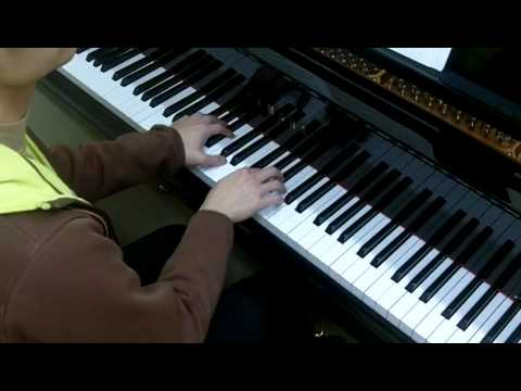 Trinity Guildhall Piano 2012-2014 Grade 5 A4 Beethoven Begatelle in G Minor Op.119 No.1