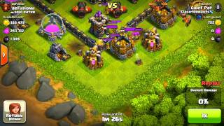 Clash Of Clans Level 40 Hero Test: Attacking Maxed Bases