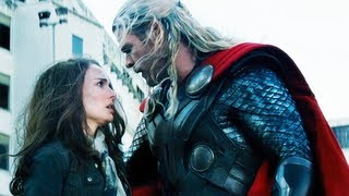 Thor 2 The Dark World Official Trailer 2013 Movie [HD