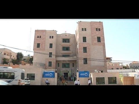 """"""" القدس المفتوحة """" ومجموعة الاتصالات تحتفلان بانتهاء تشطيب المرحلة الثانية من مبنى الجامعة في قلقيلية"""