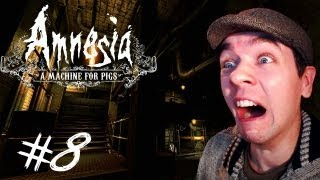 Amnesia: A Machine for Pigs - Part 8   INVISIBLE ELECTRIC MONSTER   Gameplay Walkthrough