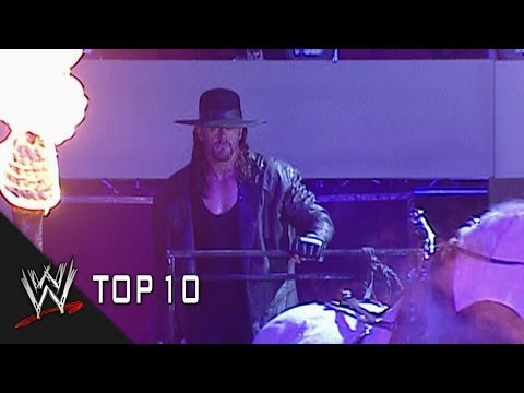 Undertaker retour - TOP 10